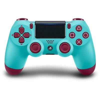 Sony PlayStation DualShock 4 Wireless Controller for PlayStation 4, Berry Blue