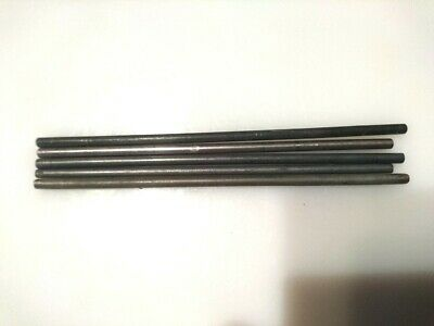 """from the manufacturer! Allthread 11 1//2/"""" long Meccano steel screwed rod"""