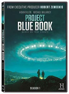 Project Blue Book Season 1 DVD Fast Shipping new 2019