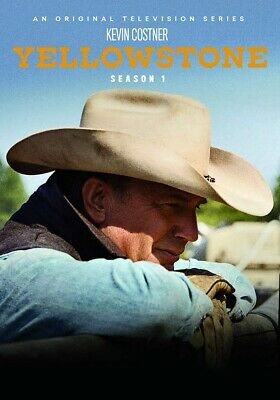 Yellowstone: Season One Box Set DVD 2018, Brand new, Fast Shipping