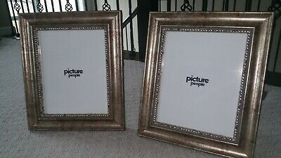 Frames - two 2 photo picture frames 8 × 10