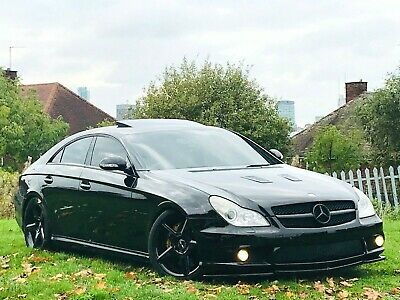 Mercedes-Benz CLS55 AMG V8 Special Edition, 510Bhp, Decat, X Pipe Mid Section,