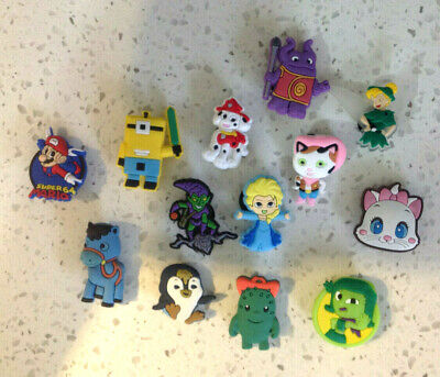 Mixed PVC Cartoon Shoe Charms for your Crocs and Jibbitz