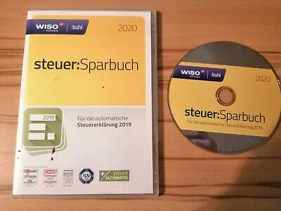 Wiso steuer: Sparbuch 2020 CD