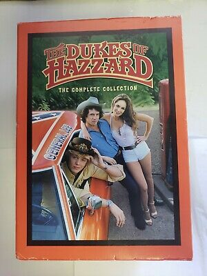 Dukes of Hazzard The Complete TV Series Collection DVD Set Seasons 1-7