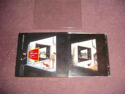 Pink Floyd Echoes Best of 2 CD In Slipcase & Pink Floyd Audiobiography Digibook