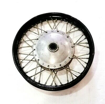 Wheel (black), 19 inches for Dnepr (MT, MB), K-750
