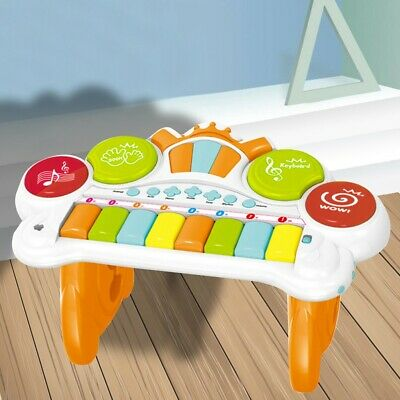 Children's Musical Instrument Toy Early Education Simulation Electronic Organ