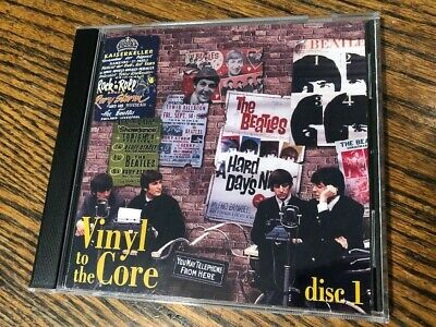 The Beatles Vinyl to the Core Disc 1 CD