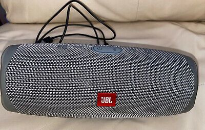 JBL Charge 4 Portable Wireless Speaker - Gray