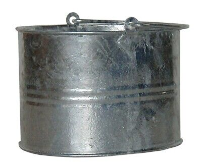 Galvanised Mop Bucket 135981 Cleenol Genuine Top Quality Product New