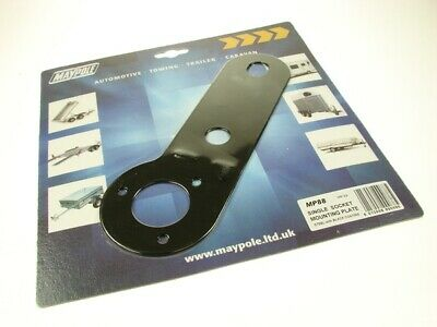 Single Socket Mounting Plate 088 Maypole Genuine Top Quality Product New