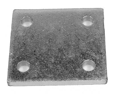4 Inch Drop Plate Zinc Plated 232 Maypole Genuine Top Quality Product New