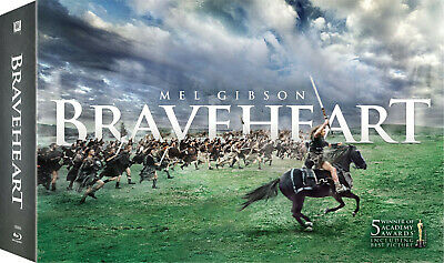 Braveheart - Coffret France en Collector Limité Combo Blu-Ray + DVD + Goodies
