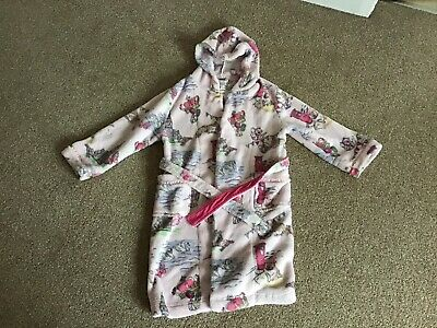 Girls Age 7-8yr Dressing Gown From Monsoon