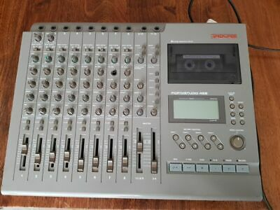 Tascam Portastudio 488 Vintage 8 Track Cassette Tape Recorder Multitrack Mixer