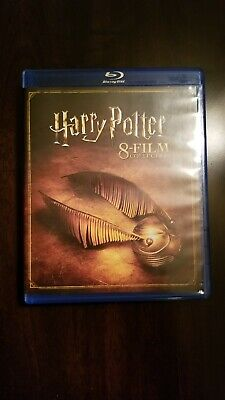 Harry Potter Complete Collection Blu-ray