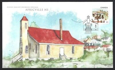 Canada  # 2702     Black Heritage - Africville NS     New  2014 Unaddressed