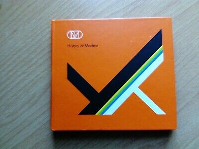 OMD (Orchestral Manoeuvres In The Dark) History Of Modern Ltd 17 Track CD /DVD