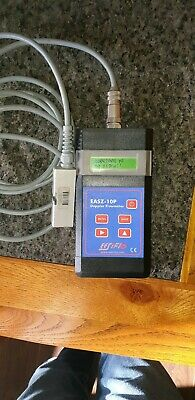 Eeesiflo EASZ-10P With Transducer, Doppler particle meter