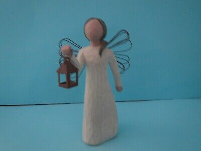 Willow Tree Figurine 'Angel Of Hope' Pre-Owned