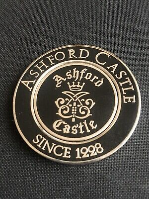 ASHFORD CASTLE Golf Ball Markers With Removable