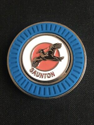 SAUNTON Golf Ball Marker With Removable
