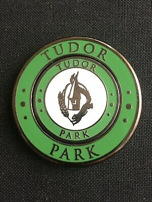 TUDOR PARK Golf Ball Marker With Removable