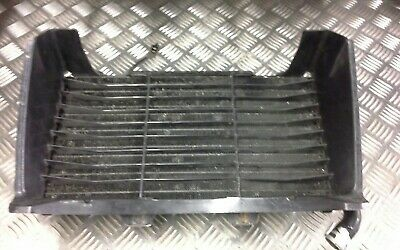 Yamaha fz750 radiator with fan and surround