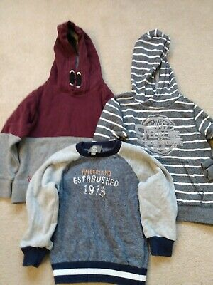 Boys Jumper Bundle Age 4-5 Years Next Timberland