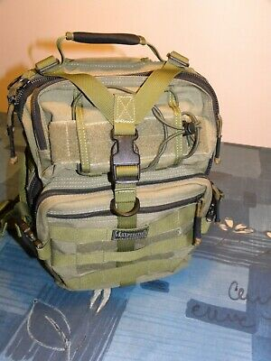 "MAXPEDITION 5/"" kaki Tactie Bretelles Pack De Quatre 9905K"