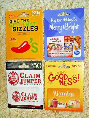 Gift Cards, Collectible, new, unused, with backing, no value on cards     (P-7)