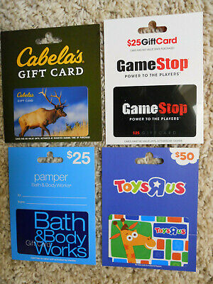 Collectible Gift Cards, new, unused, with backing, no value on cards      (I-7)