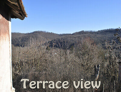 Hill View House in South Europe Rural Bulgaria Holiday Home Bulgarian property