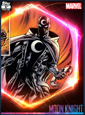 Topps Marvel Collect Moon Knight Ultimate Universe 1st Printing DIGITAL CARD