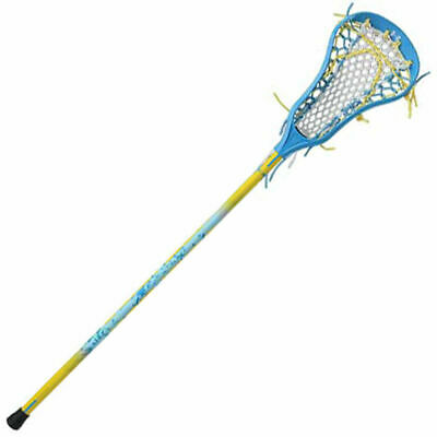 Under Armour Girls Futures Complete Lacrosse Stick shaft head sports gear NEW!!