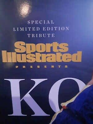 Sports Illustrated Special Edition Kobe Bryant Chicago all star 2020