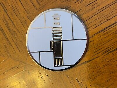 Disney World Star Wars Galaxy's Edge Savi's Lightsaber Peace And Justice Pin