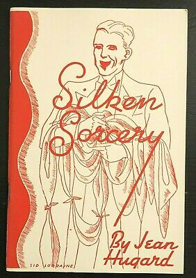 Silken Sorcery by Jean Hugard: Vanishing, Production techniques, Color Changes!