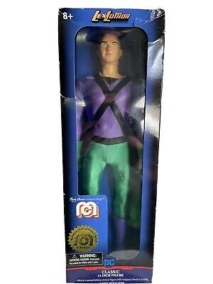 SUPERMAN 14/'/' Mego Action Figure Marty Abrams Exclusive New 52 Solid Pack