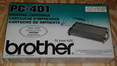 2 Refill Roll for Brother 560 565 Fax 575 580MC 1280 PC402RF PC401 PC501 PC501RF