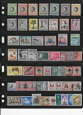 South-West Africa &south Africa stamp collection lot 110
