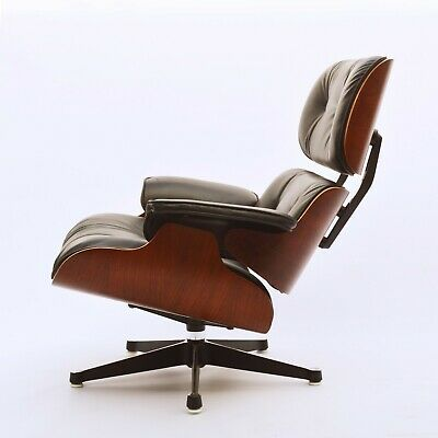 Eames Lounge Chair Herman Miller Collection ( Fehlbaum ) vintage Eames Rosewood
