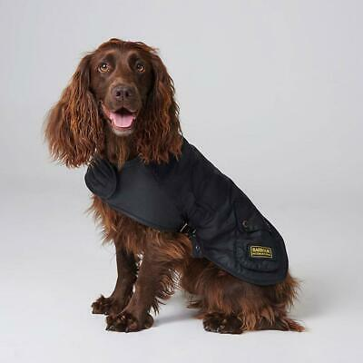 Barbour - Black Waxed Dog Coat/Jacket - Size M RRP-£49.95 - USED ONLY ONCE