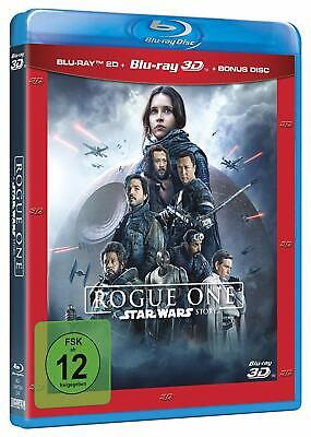 Rogue One - A Star Wars Story Blu Ray 3D & 2D
