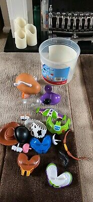 Mr Potato Head Buzz Woody Toy Story Bundle Play Set bundle