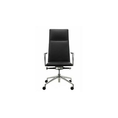 Brunner – fina soft high-back chair
