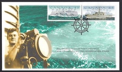 Canada  # 1762 -1763 Pair   CANADIAN  NAVAL RESERVE    New 1998 Unaddressed
