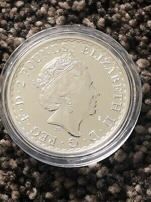 2017 Royal Mint British Britannia Definitive BU £2 Two Pound Coin Uncirculated