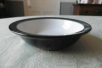 Denby Pottery Cereal/Dessert Bowl In Greenwich Pattern